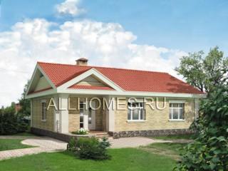 Дома из газобетона до 100 кв.м в Проекты домов из газобетона